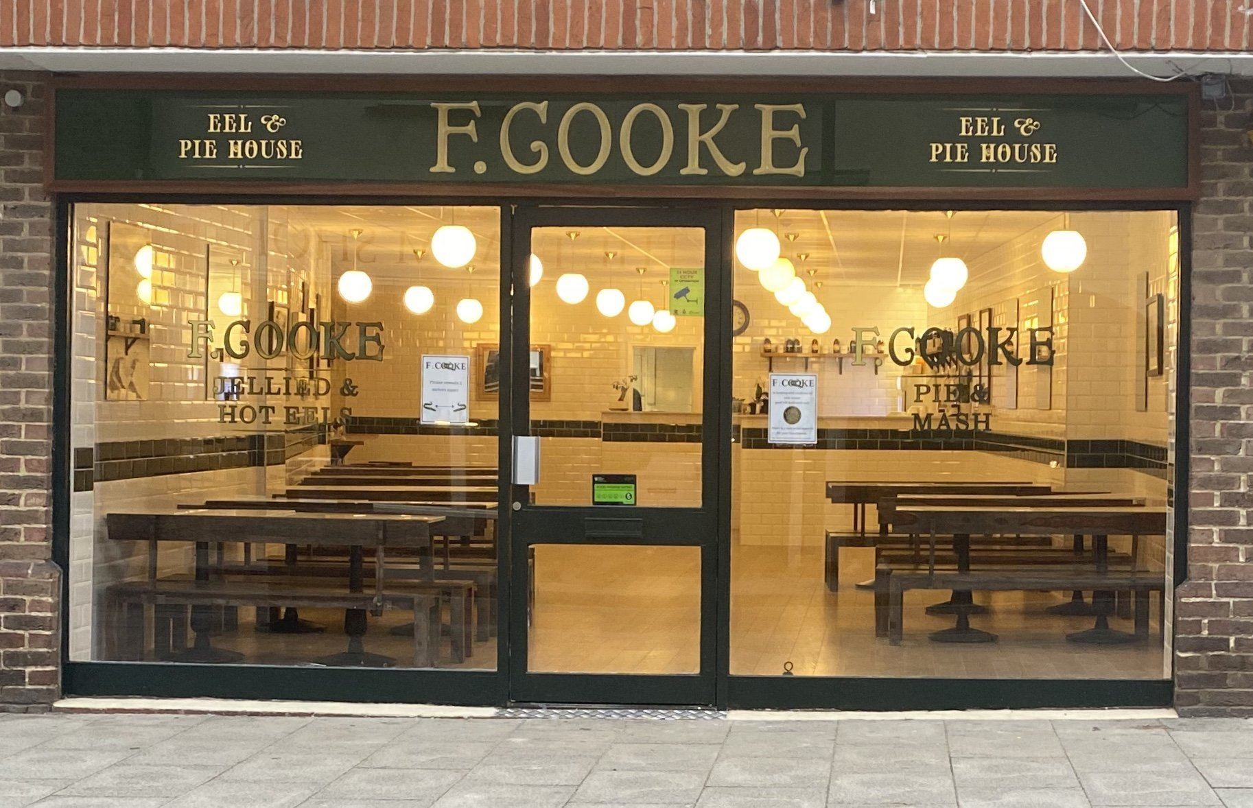 F. Cooke Chelmsford
