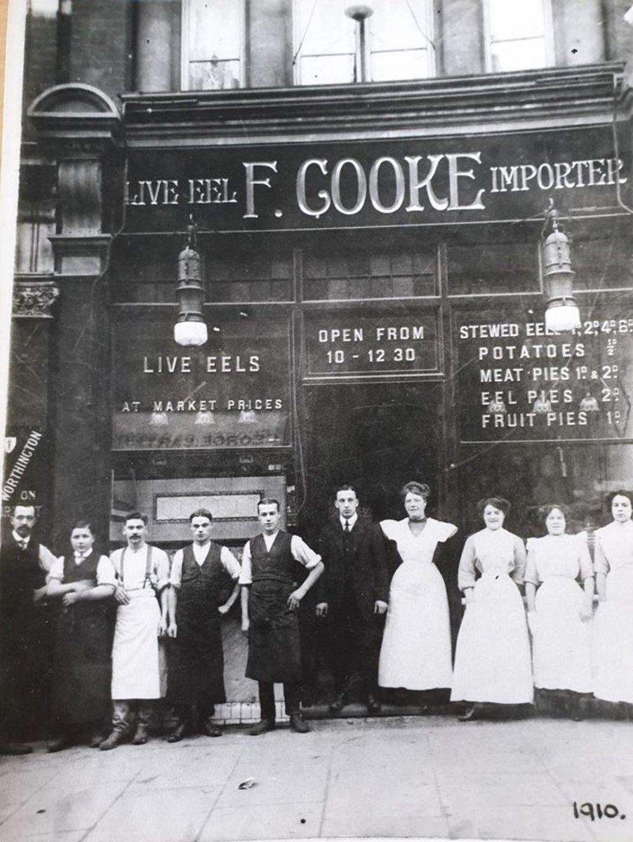 F. Cooke Dalston